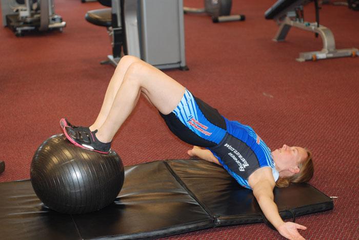 Oblique Crunches Exercise Core Exercises #2