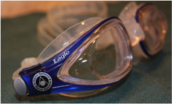 d33d73fe0de ... decided that I wanted to actually see well during the swim portion. My  vision is not so great. I had to find better goggles. Manufacturer  Aqua  Sphere