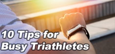 triathlon training working mom