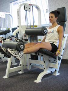Leg Extension-Machine
