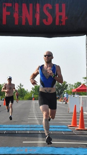 Finished my first Ironman, Average Heart Rate 82% (150bpm) WHAT?